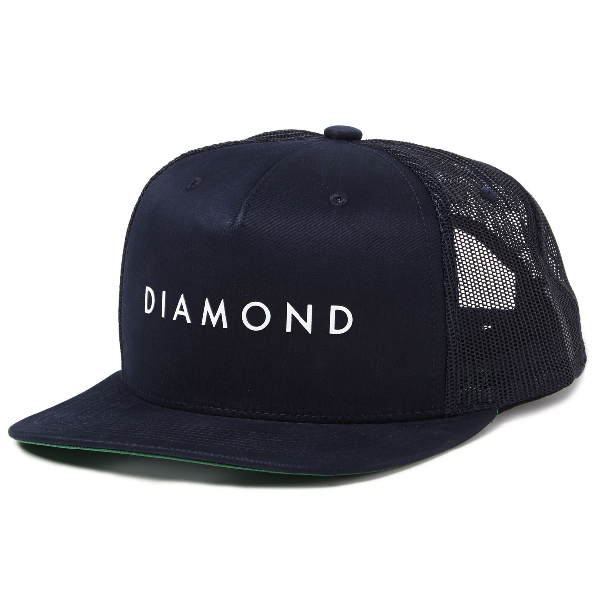 Diamond Supply Co. Diamond Snapback Hats - Navy