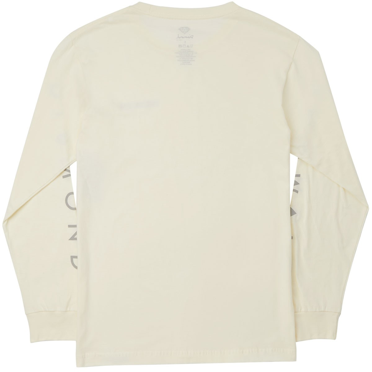 Supply Co. Marquise Long Sleeve T-Shirt - Cream