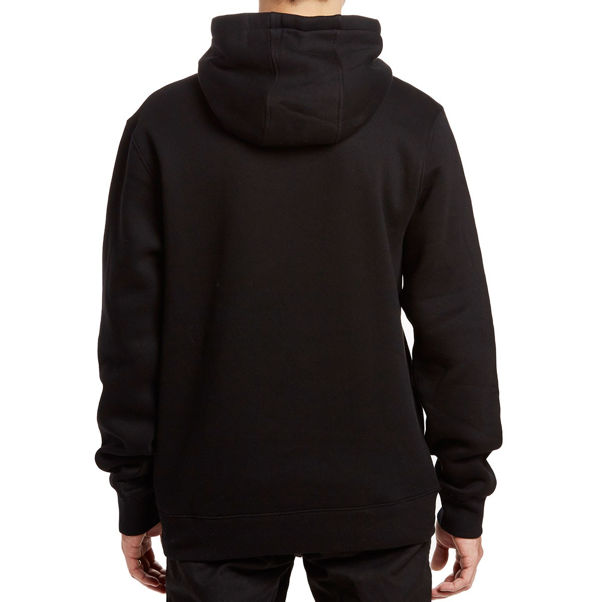 The Quiet Life Bauhaus Skull Pullover Hoodie Black