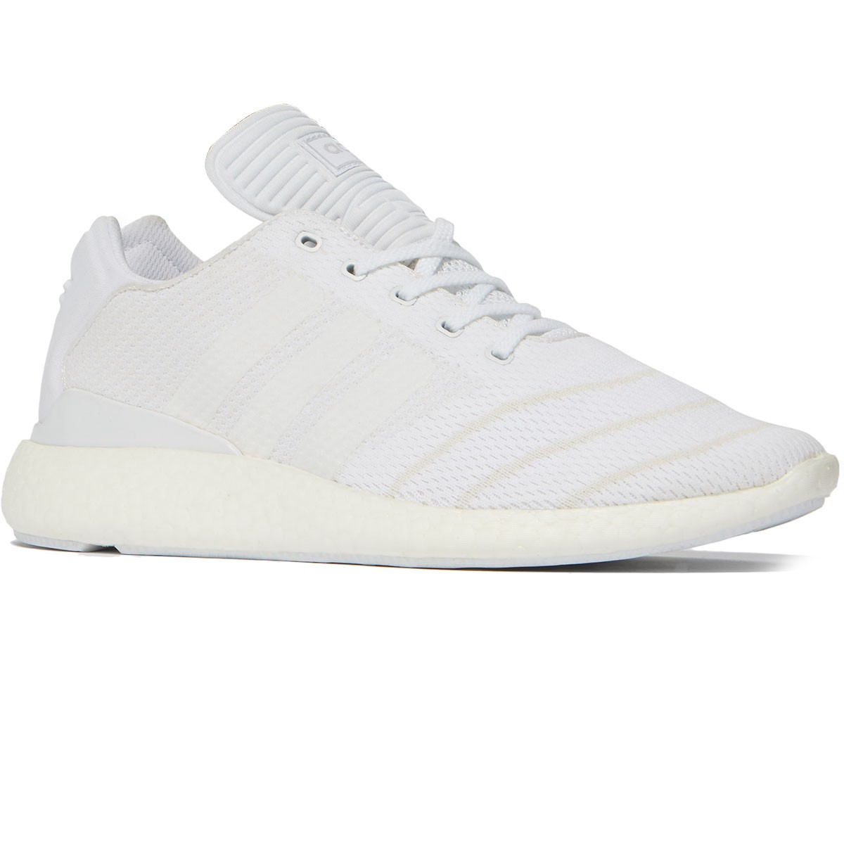 new product 2b962 4ddb9 adidas busenitz pure boost white