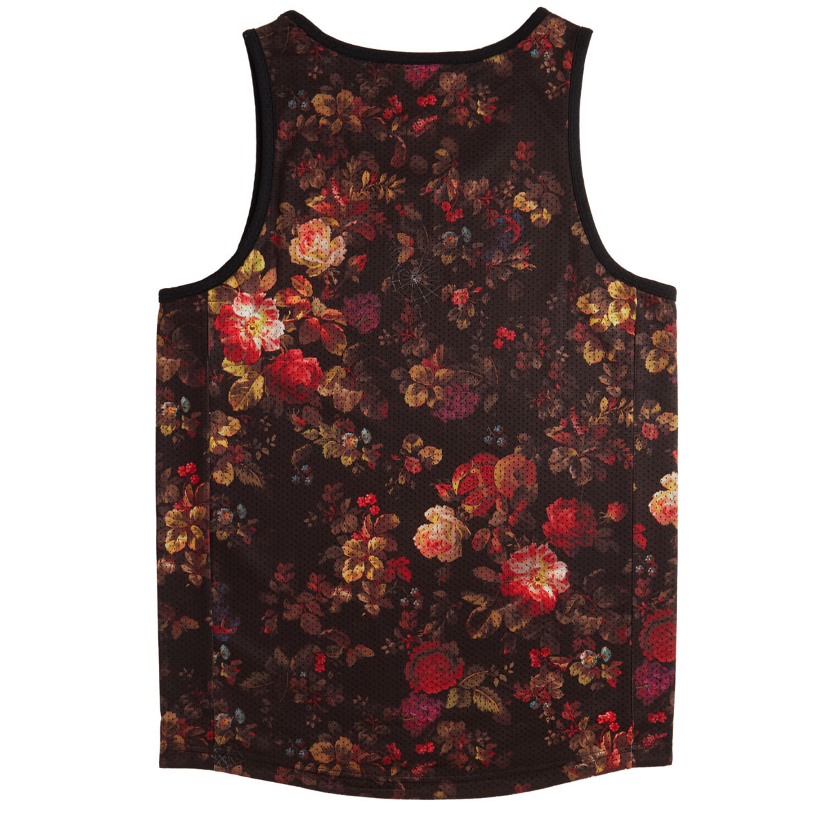 2d404018de42 Nike SB Dry-Fit Mesh Floral Tank Top - Black White