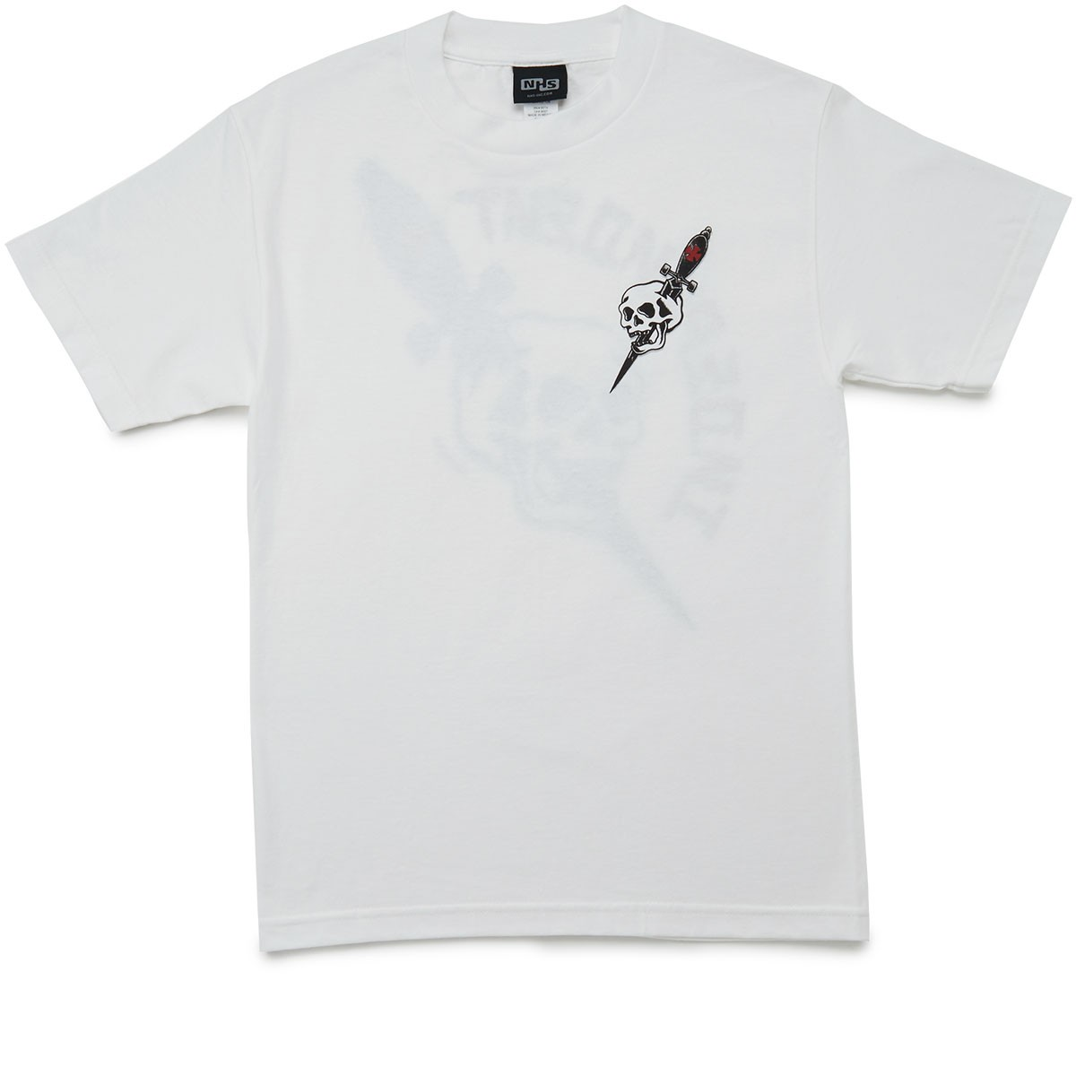 Independent Dressen Dagger T-Shirt - White