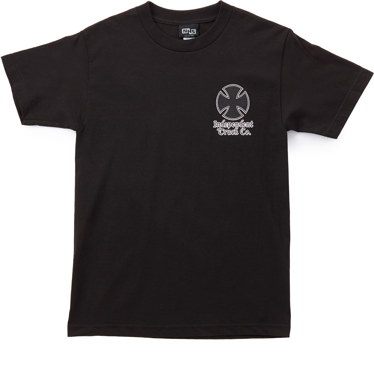 Independent Time Is Short T-Shirt - Black