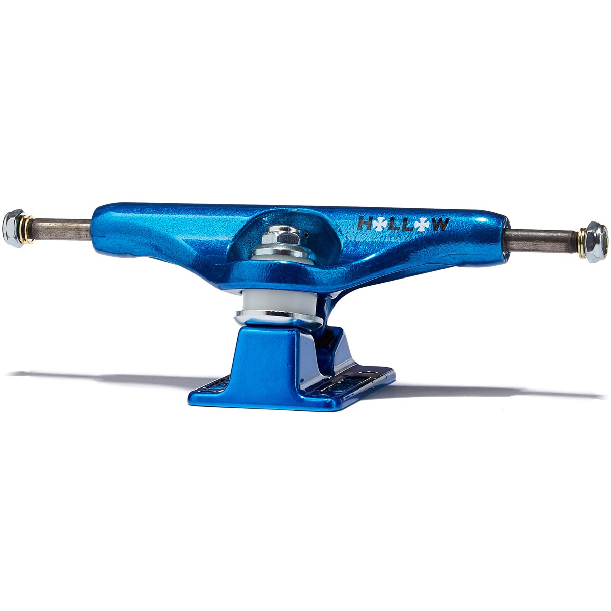 Independent Stage 11 Forged Hollow Skateboard Trucks - Ano Red