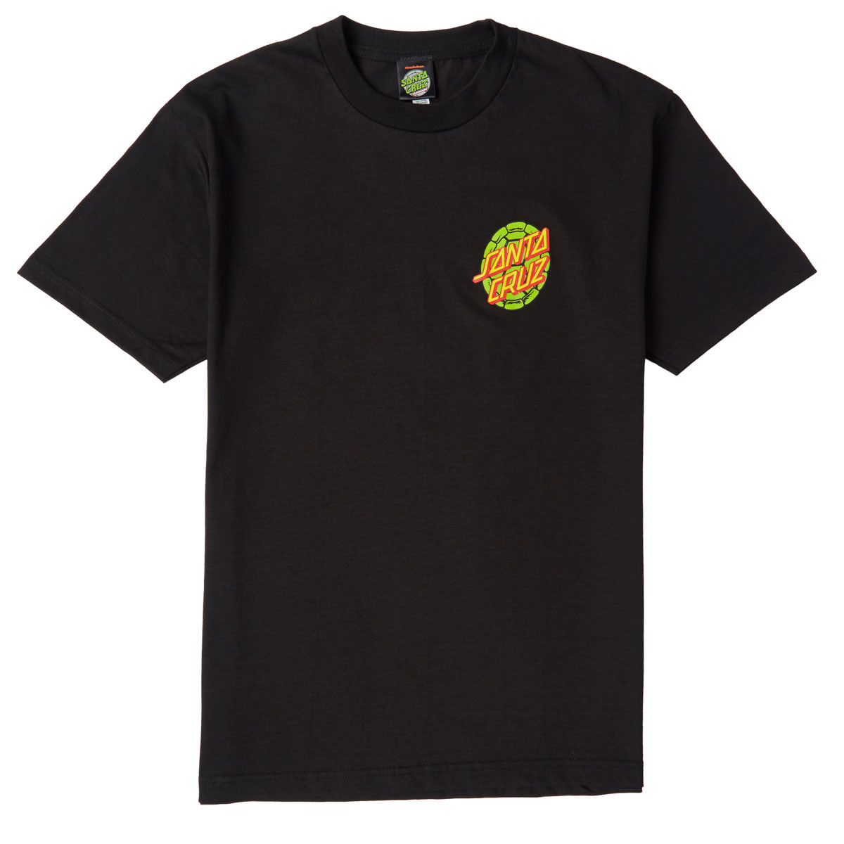 5f220fc7 Santa Cruz x TMNT Turtle Power T-Shirt - Black