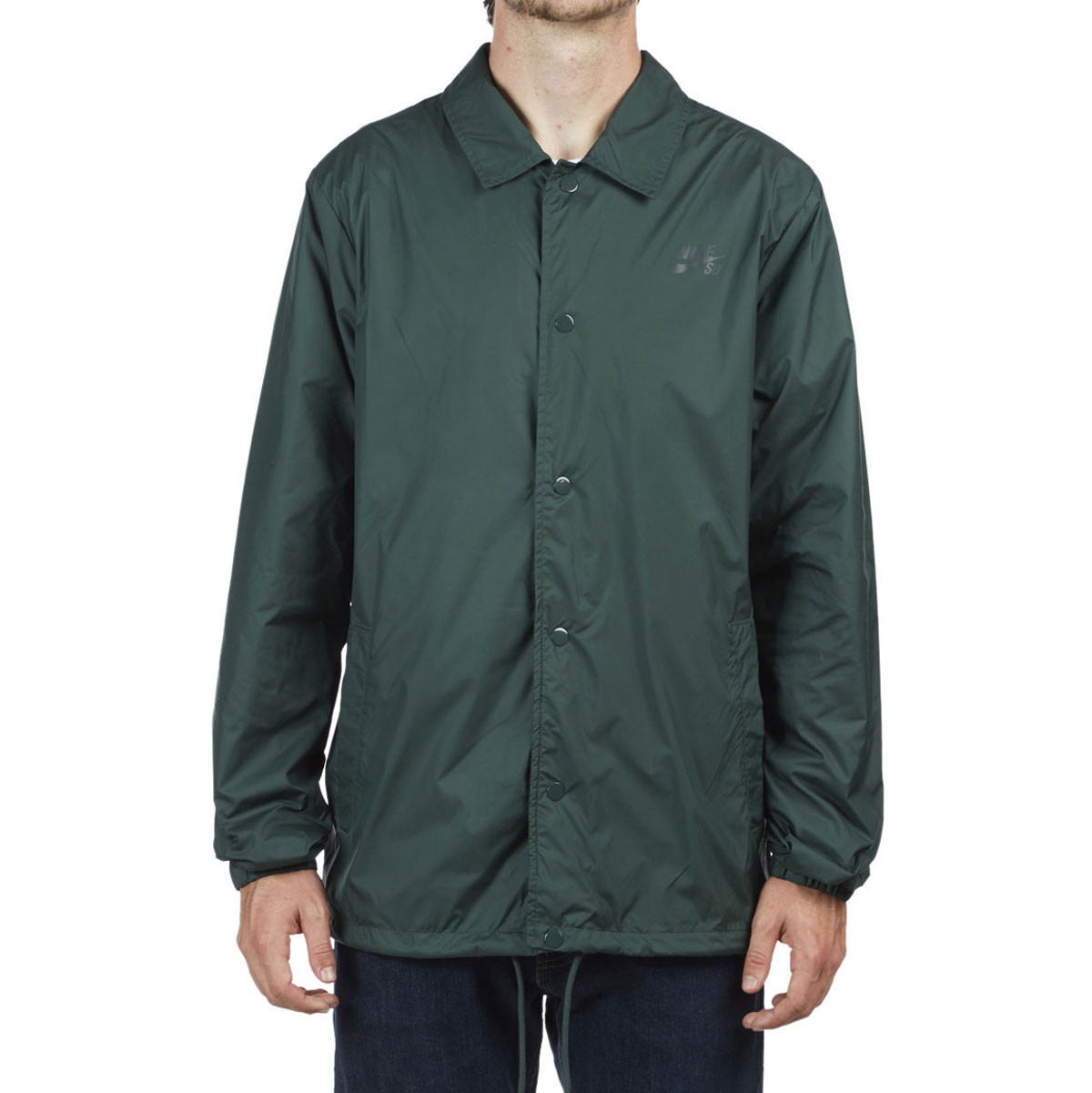 Nike SB Shield Green Coaches Jacket