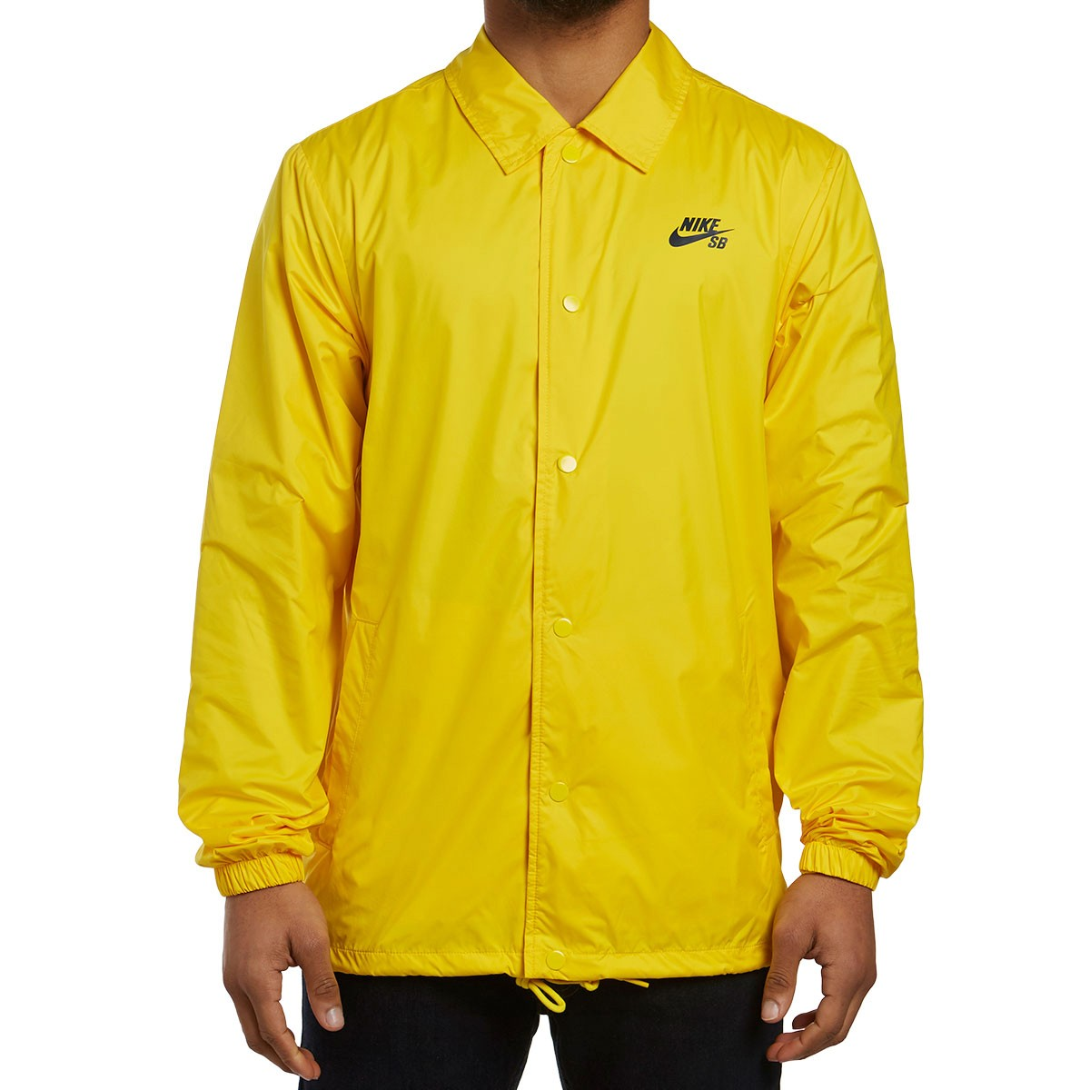 Nike SB Shield Coaches Jacket - Tour Yellow Obsidian 6efd627d7