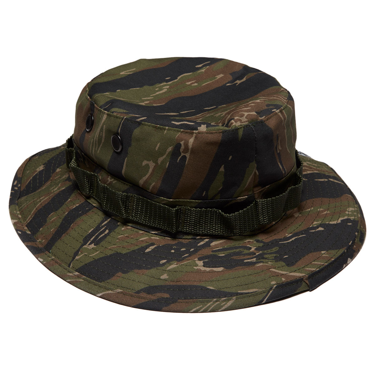 hot sale online 5b035 a709c ... best price salty crew tippet patched bucket hat tiger 7dae4 59291