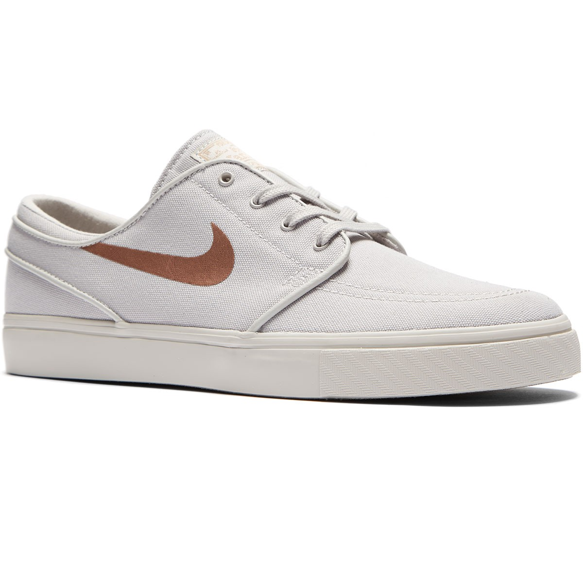 e401a346e756 Nike SB Zoom Janoski Capsule Womens Shoes - Light Iron Metallic Red Bronze  - 4.5