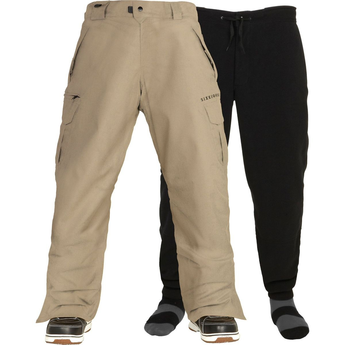 686 Authentic Smarty Cargo Snowboard Pants