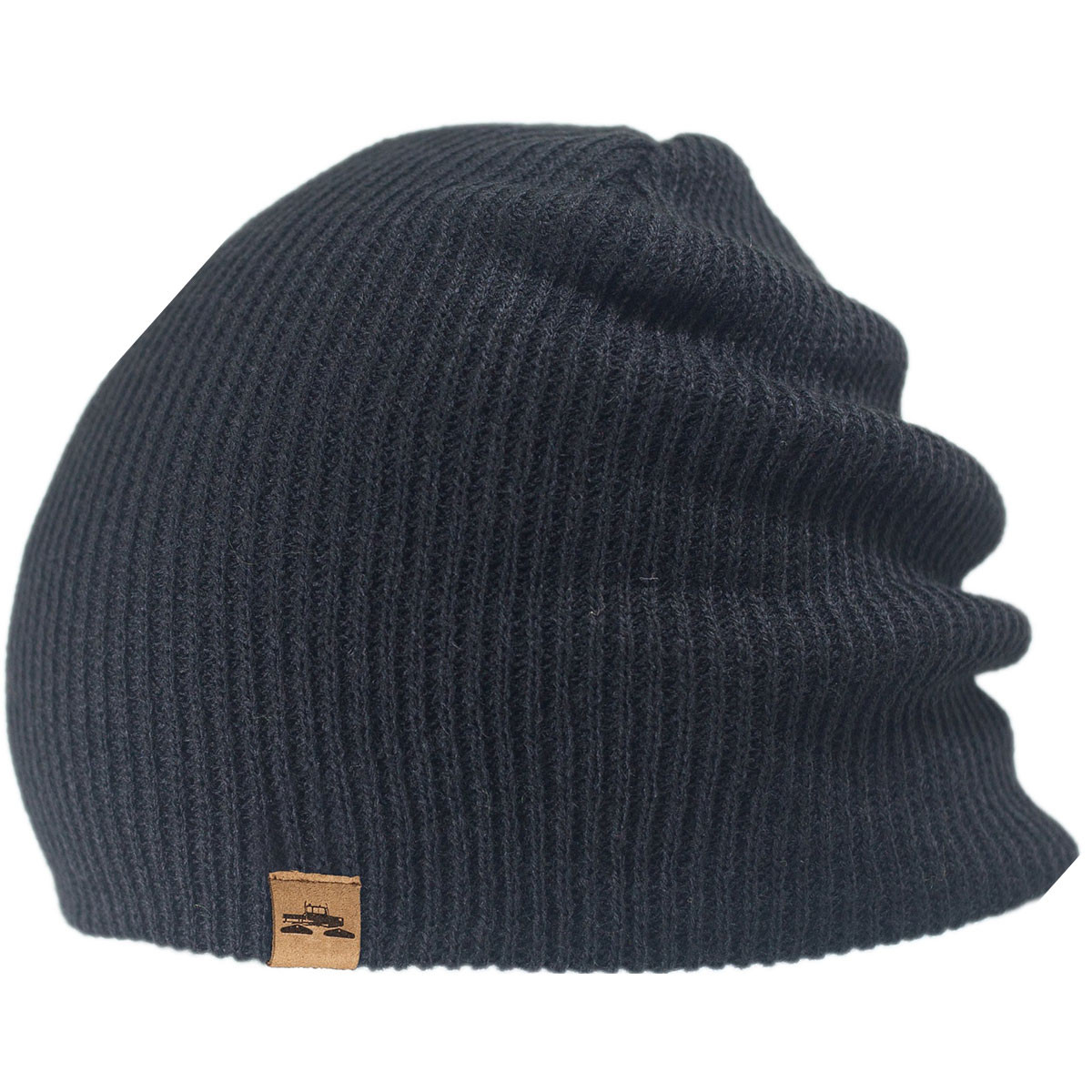 Spacecraft Offender Beanie - Black Marl ae49844b6915