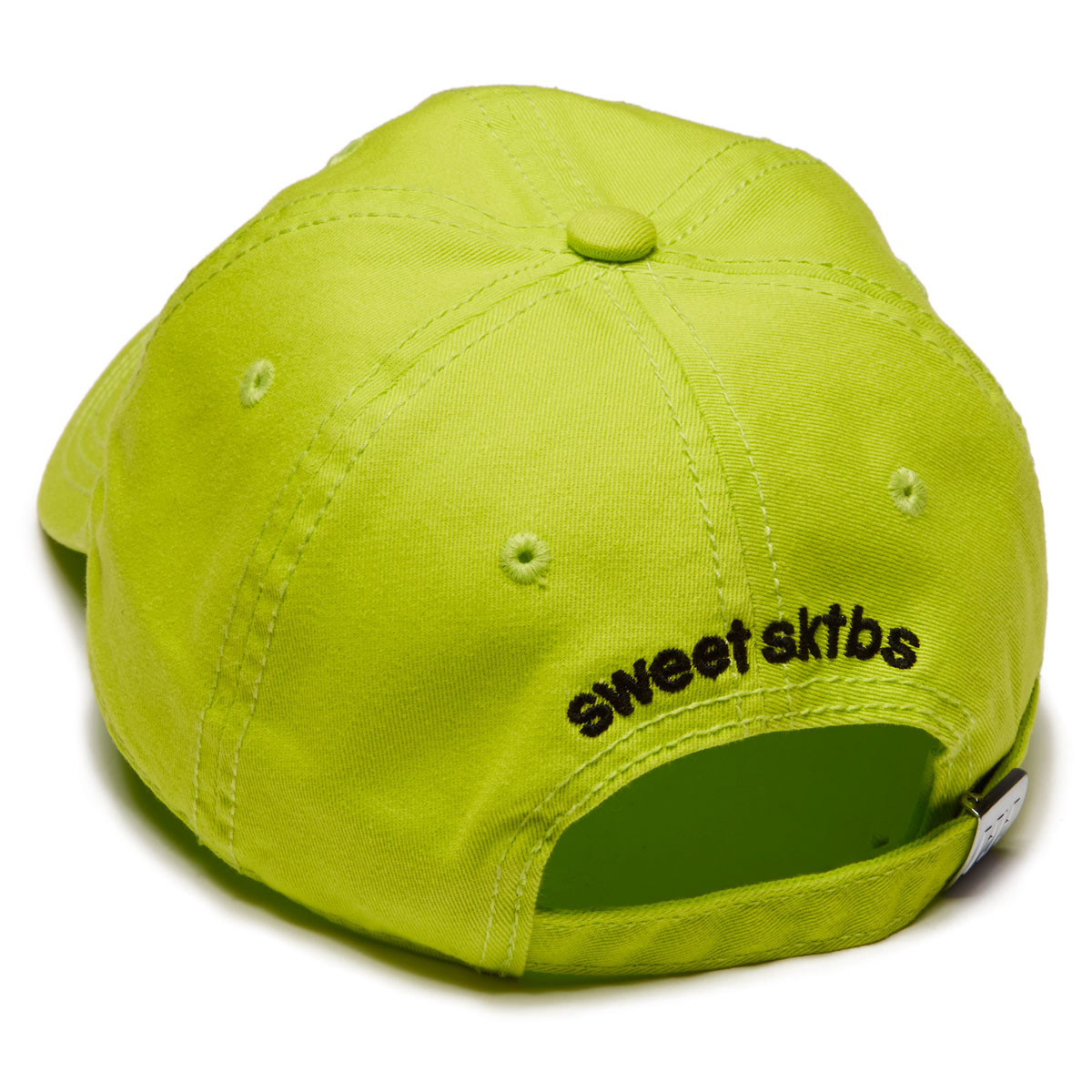 sweet x helly hansen curved snapback hat