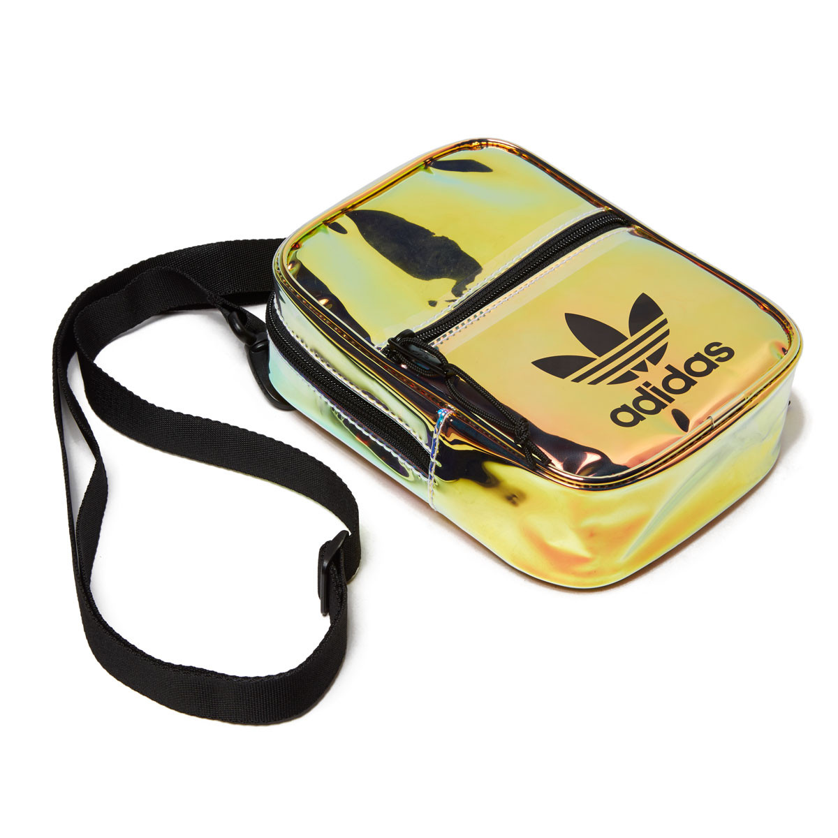 0ee8c0c7e Adidas Originals Shoulder Strap Iridescent Festival Bag - Radiant ...