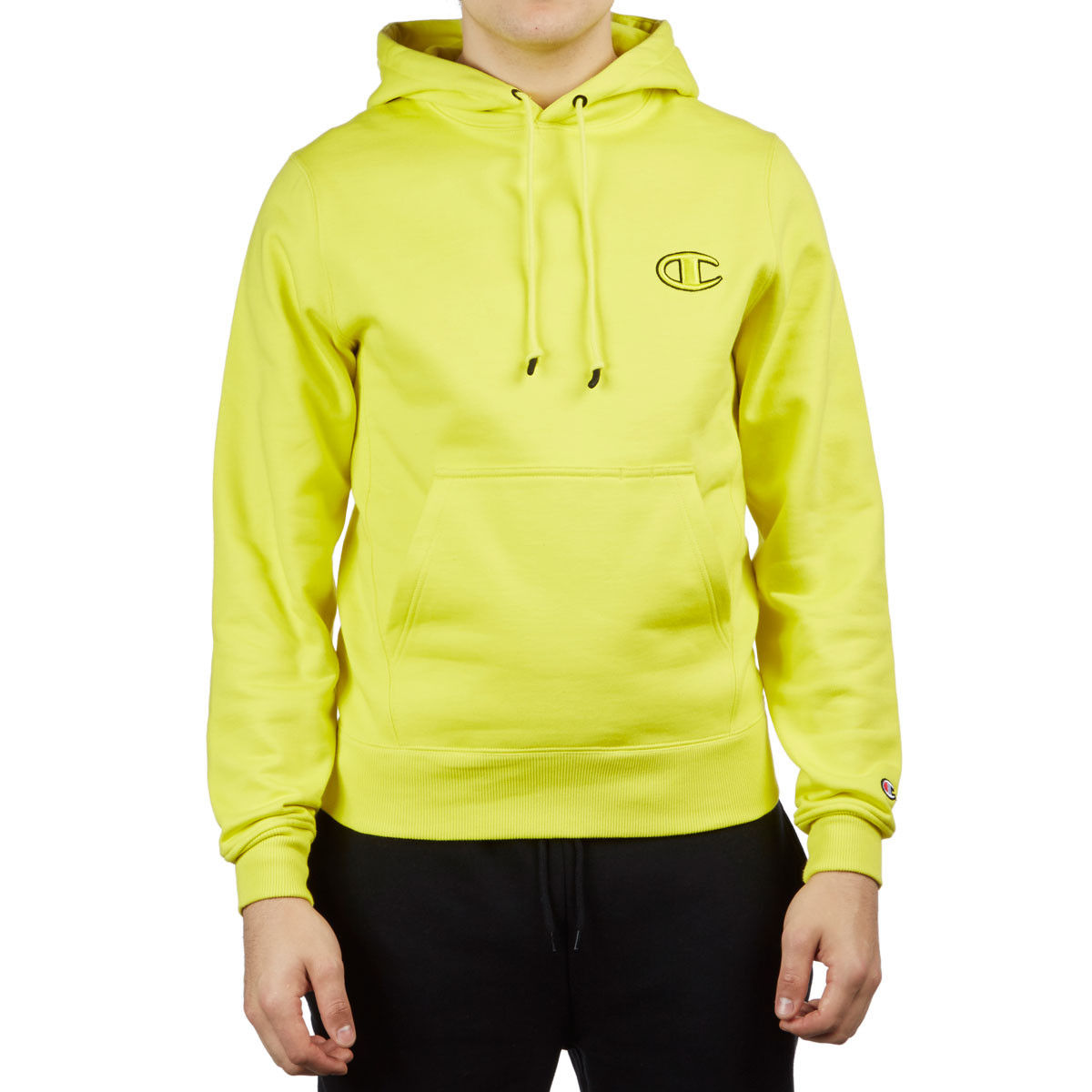 Champion Super Fleece 2.0 Hoodie , Green Tart