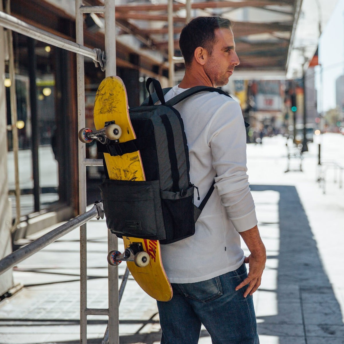 2a4cadca0a Hex Guy Mariano Skate Backpack - Fatigue