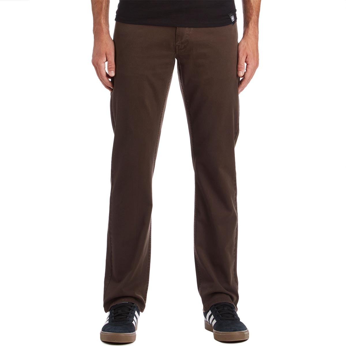 Matix Gripper Twill LT Pants - Chocolate