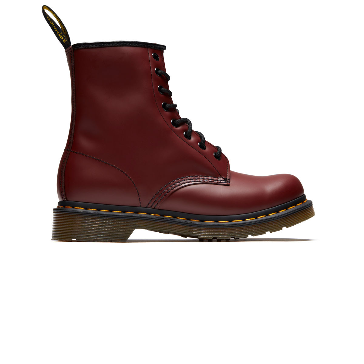 2db215d469bd Dr. Martens Womens 1460 8 Eye Smooth Leather Boots