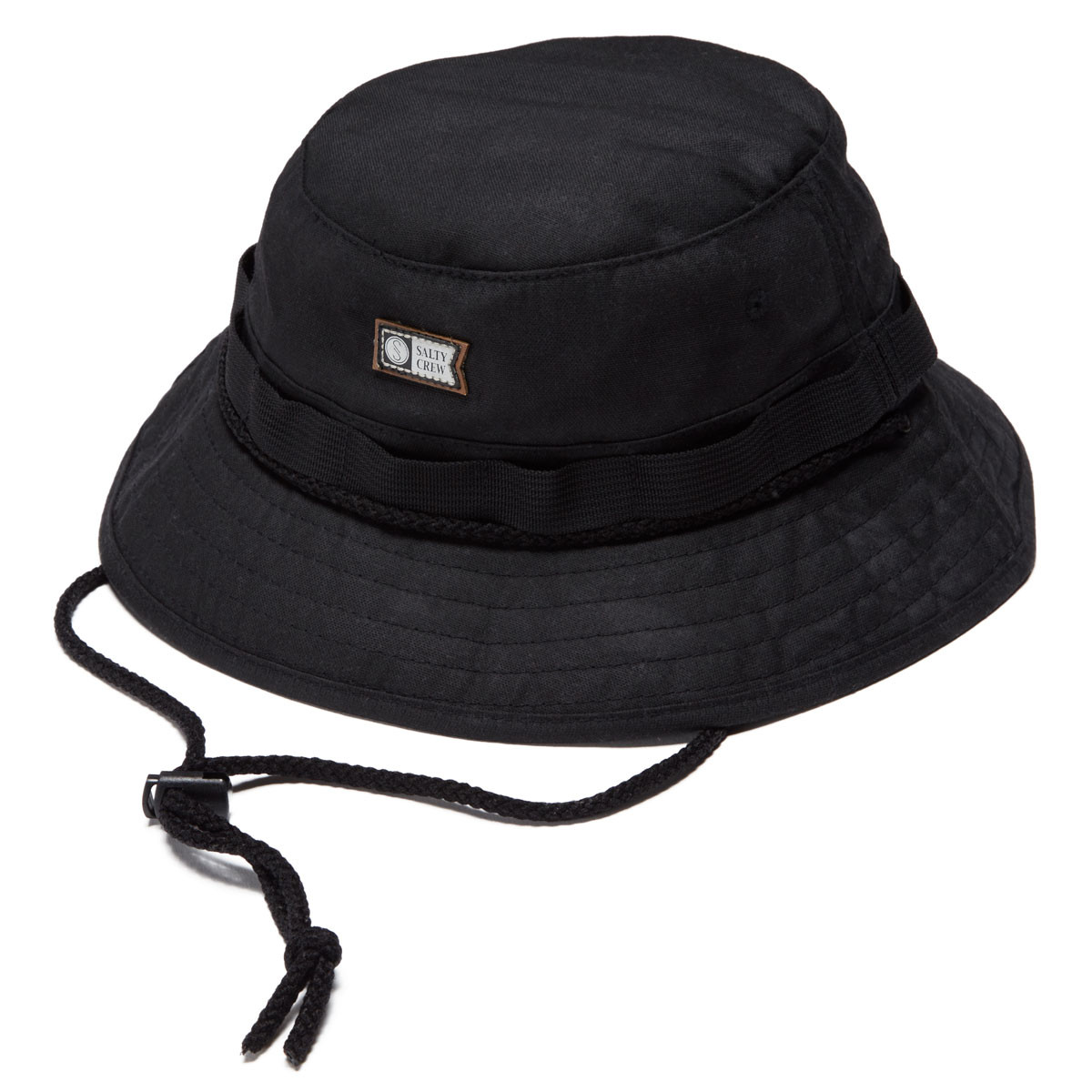 2dd2d7375175b Salty Crew Casting Bucket Hat - Black