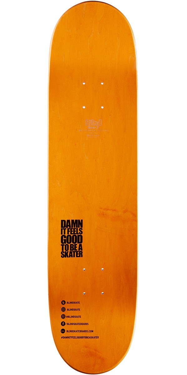 Blind Mcentire T 1000 R7 Skateboard Complete Cody