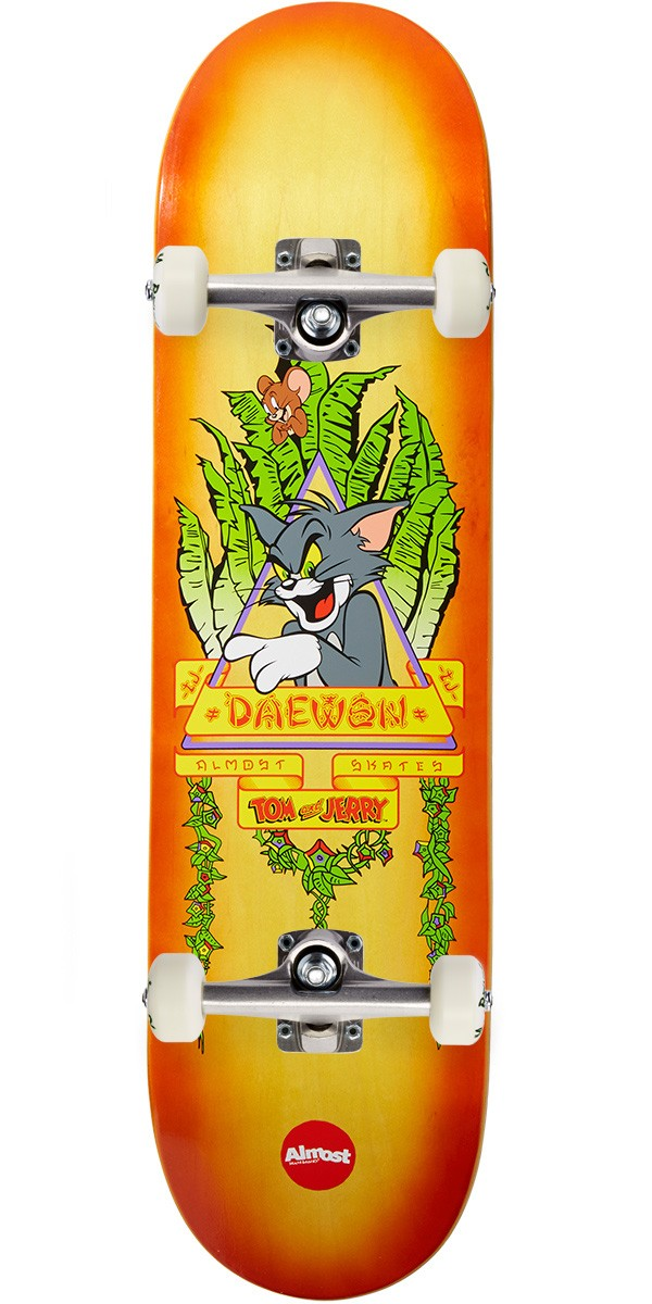 87b76c364e Almost Tom Panther R7 Skateboard Complete - Daewon Song - 8.25