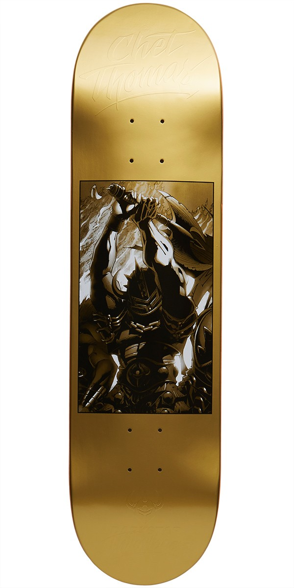 Darkstar throwback impact light skateboard deck chet thomas 8125 aloadofball Gallery