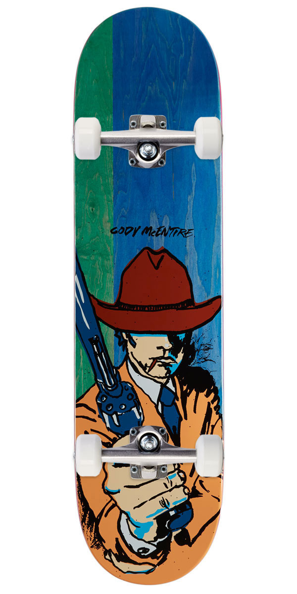Blind All Star R7 Skateboard Complete Cody Mcentire 8 00 Quot