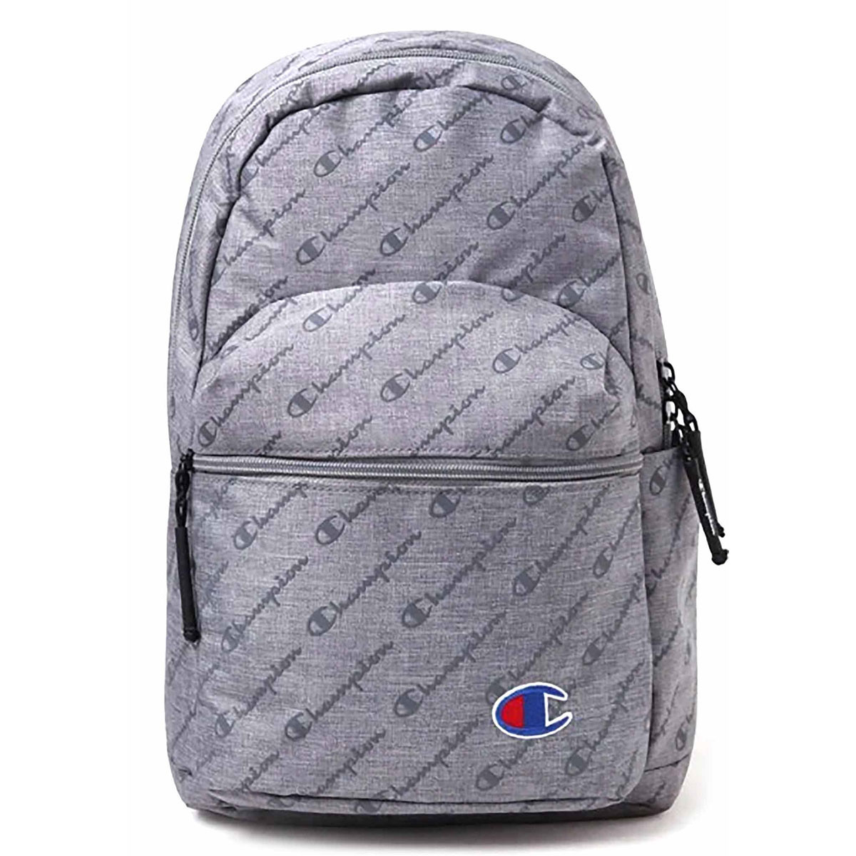 Champion Mini Supersize Cross Over Backpack - Grey 50b613a45ab96