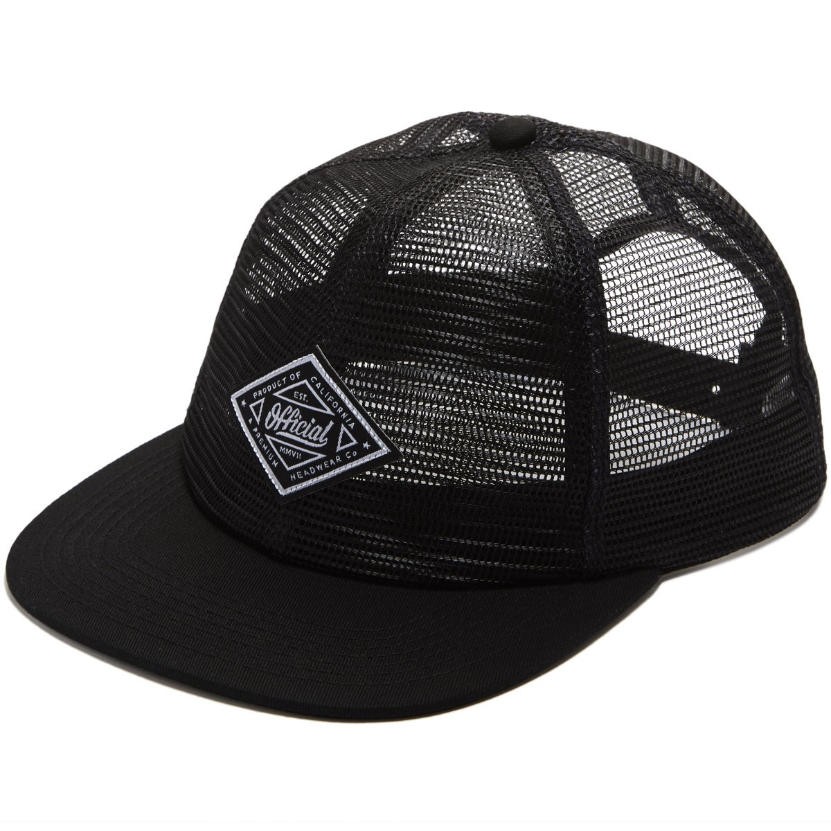 Official Skate Union Hat - Black