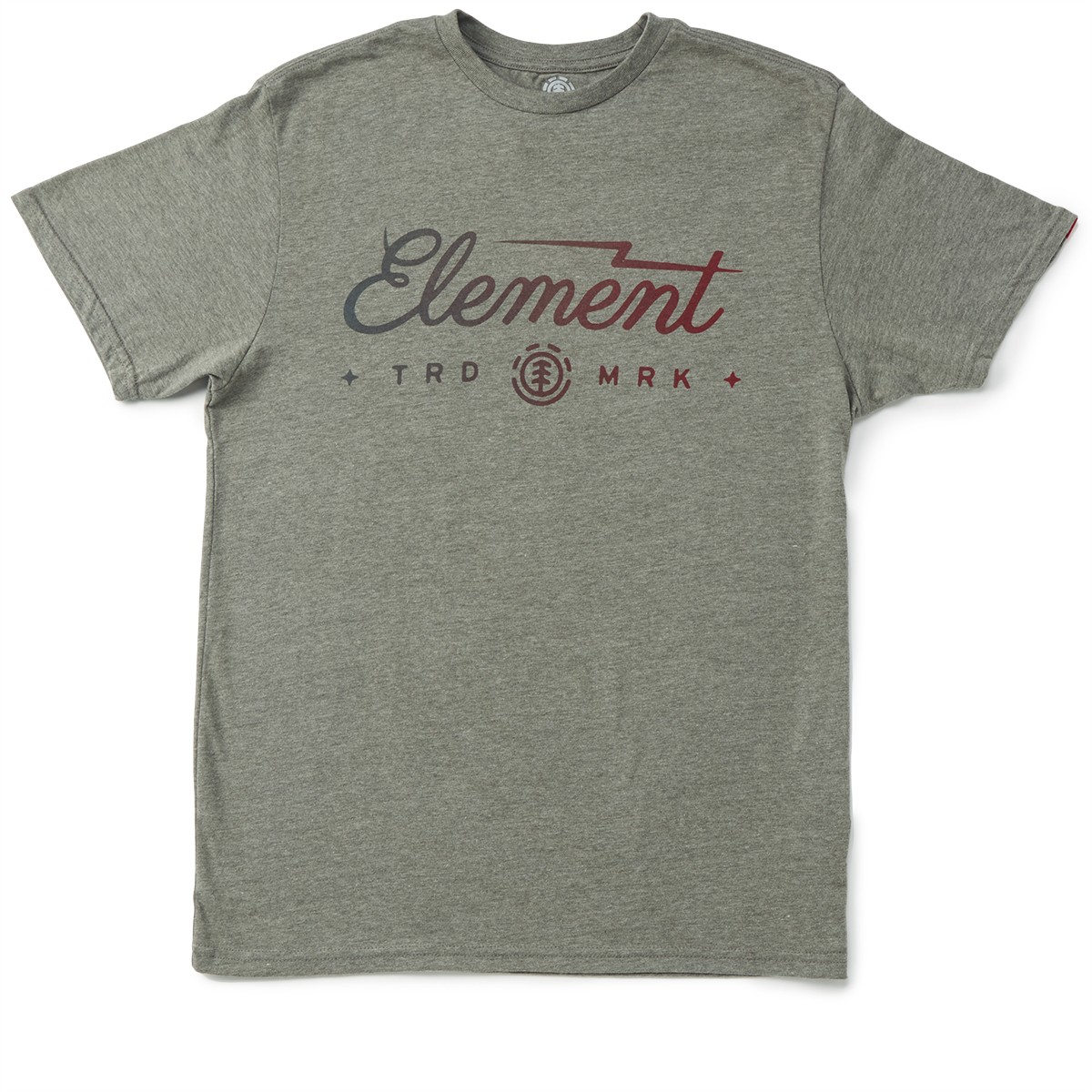 Element Bolt T-Shirt - Grey Heather