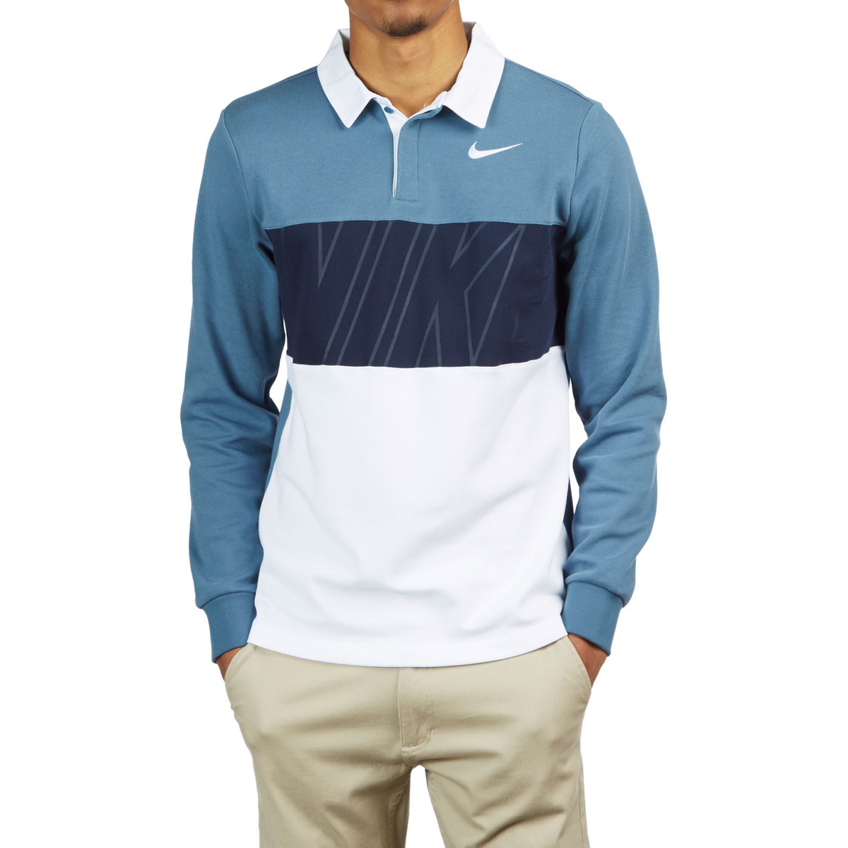 Nike SB Dri Polo Long Sleeve Shirt