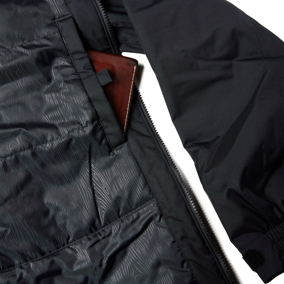 70c464534e2b Nike SB Empire Jacket - Black Anthracite White