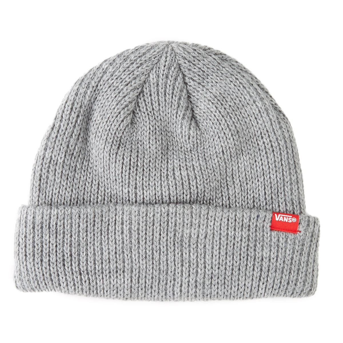 Vans Core Basics Beanie - Heather Grey 209e82ebe8d3