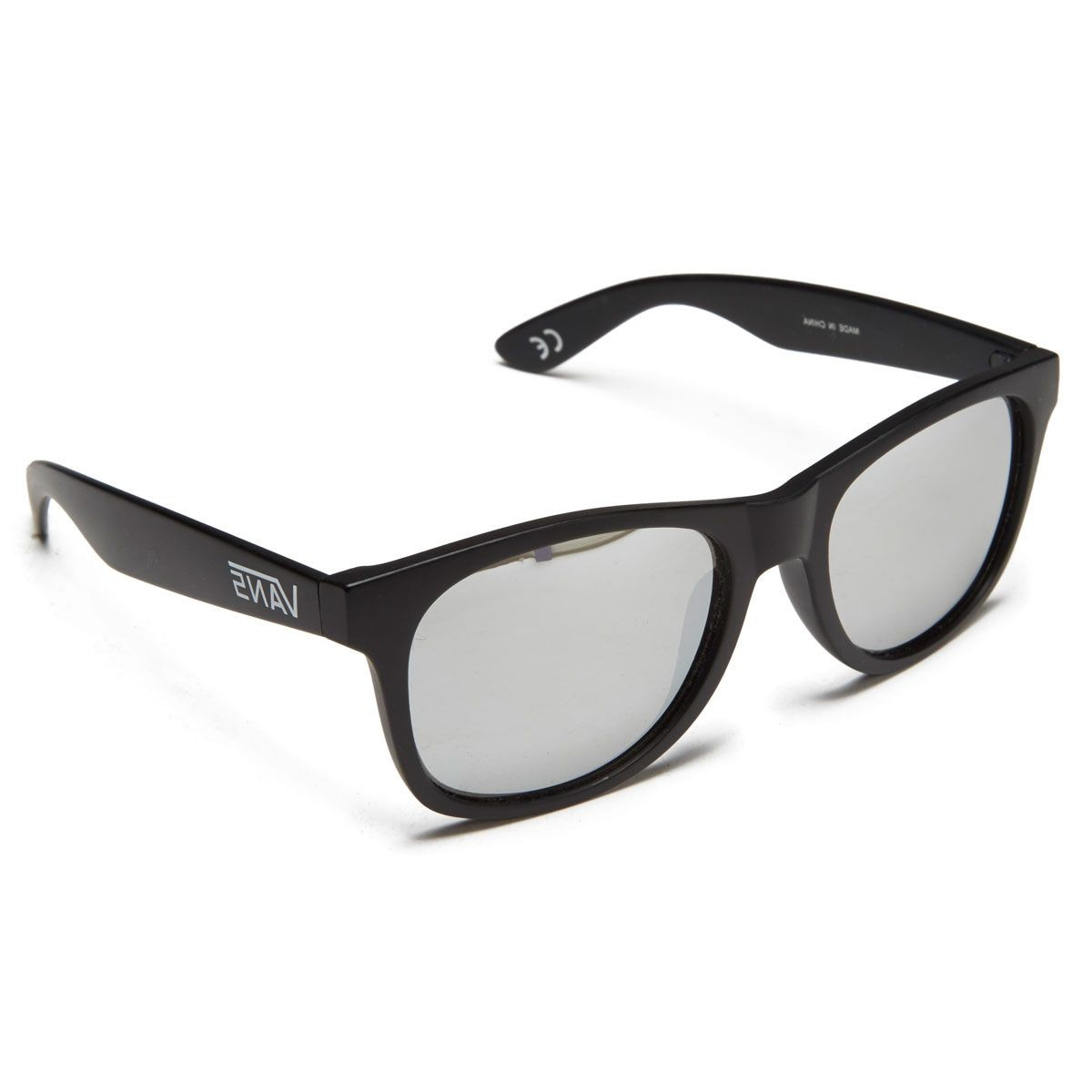 d2cd0eb2bc Vans Spicoli 4 Shades Sunglasses - Matte Black Silver Mirror