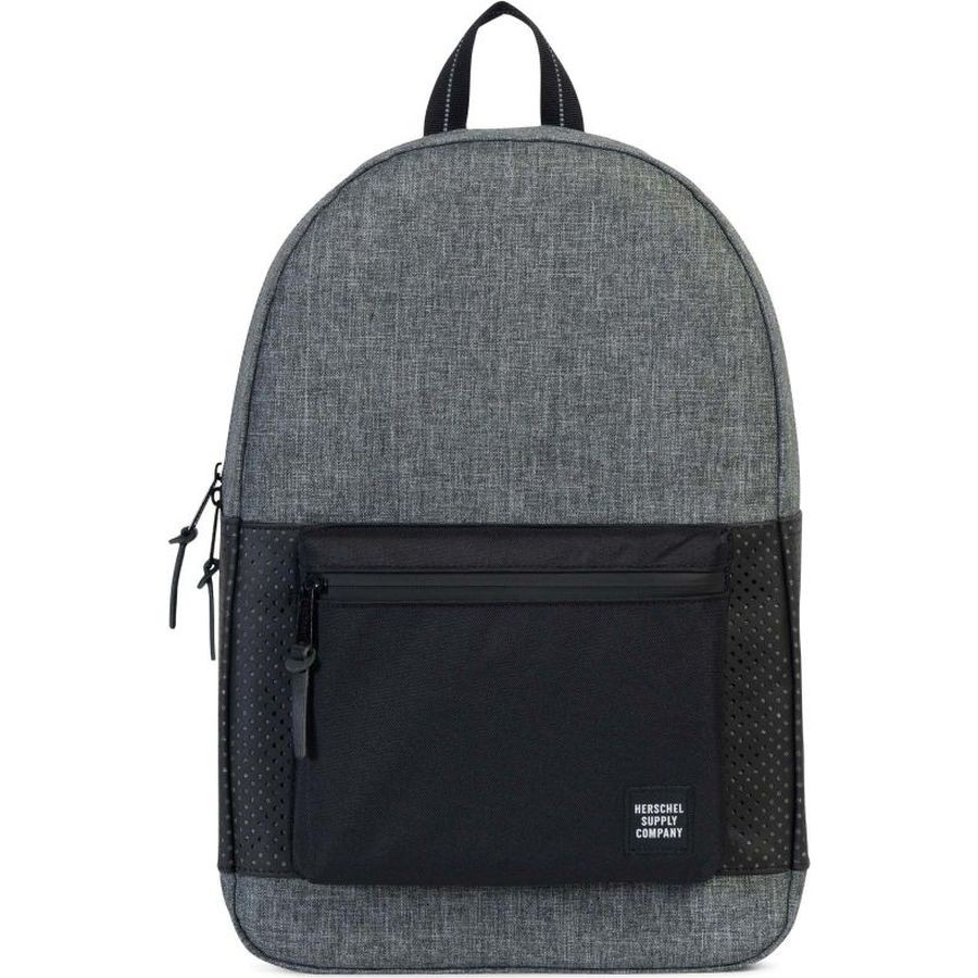 good quality in stock detailed pictures Herschel Settlement Aspect Backpack - Raven/Black