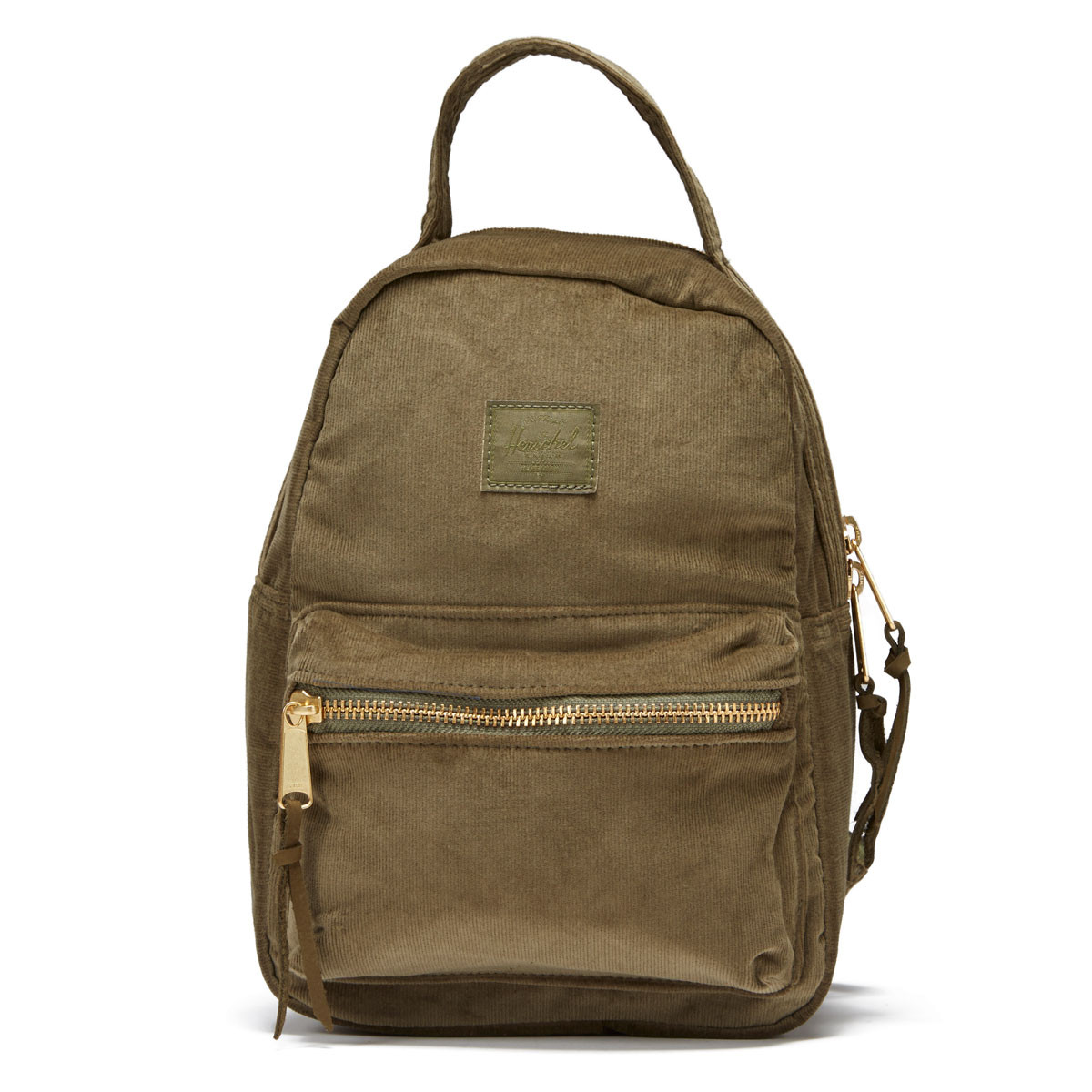 e0d9bb95999 Herschel Supply Nova Mini Backpack - Corduroy Ivy Green