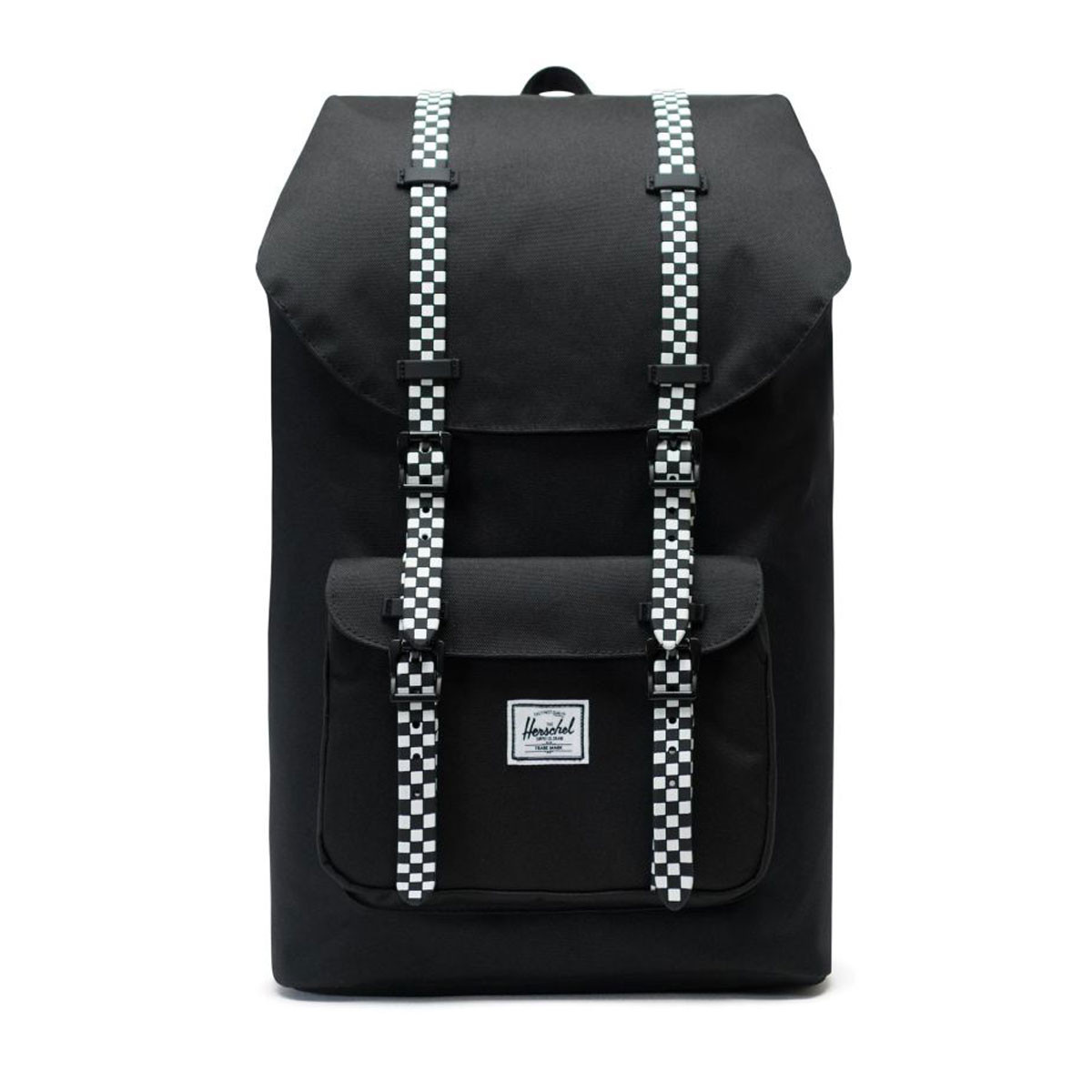55dd524a17b Herschel Supply Little America Backpack - Black Checkerboard