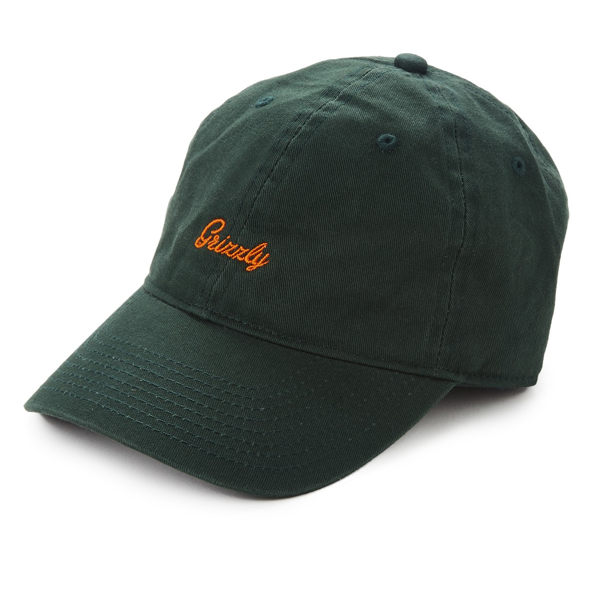 Grizzly Grip Late To The Game Dad Hat - spruce
