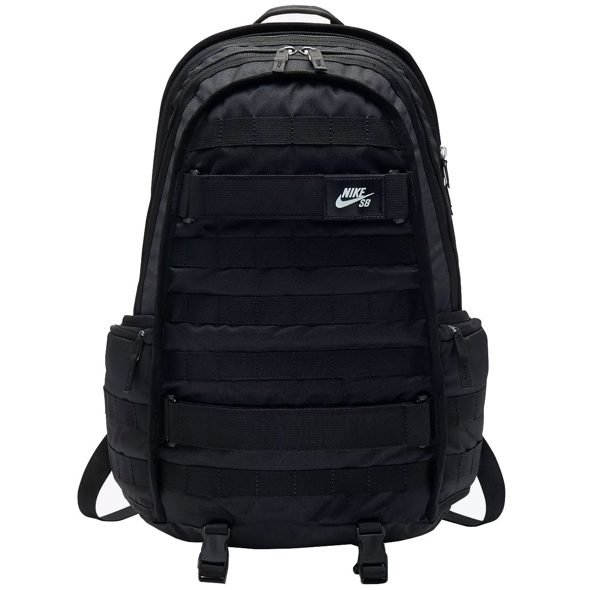 Sindicato fuego Banquete  Nike SB RPM Solid Backpack - Black/Black/Black