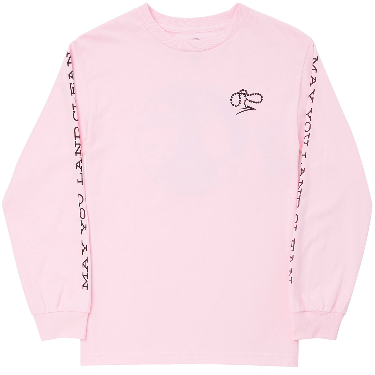 Blessing Long Sleeve T-Shirt - Pink