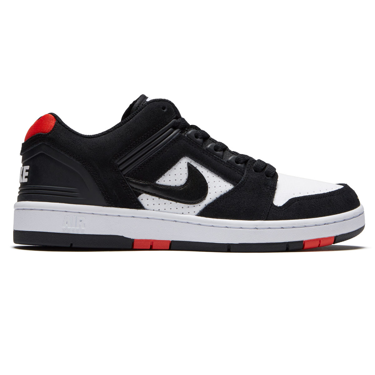 93f0edd969db6 Nike SB Air Force II Low Shoes