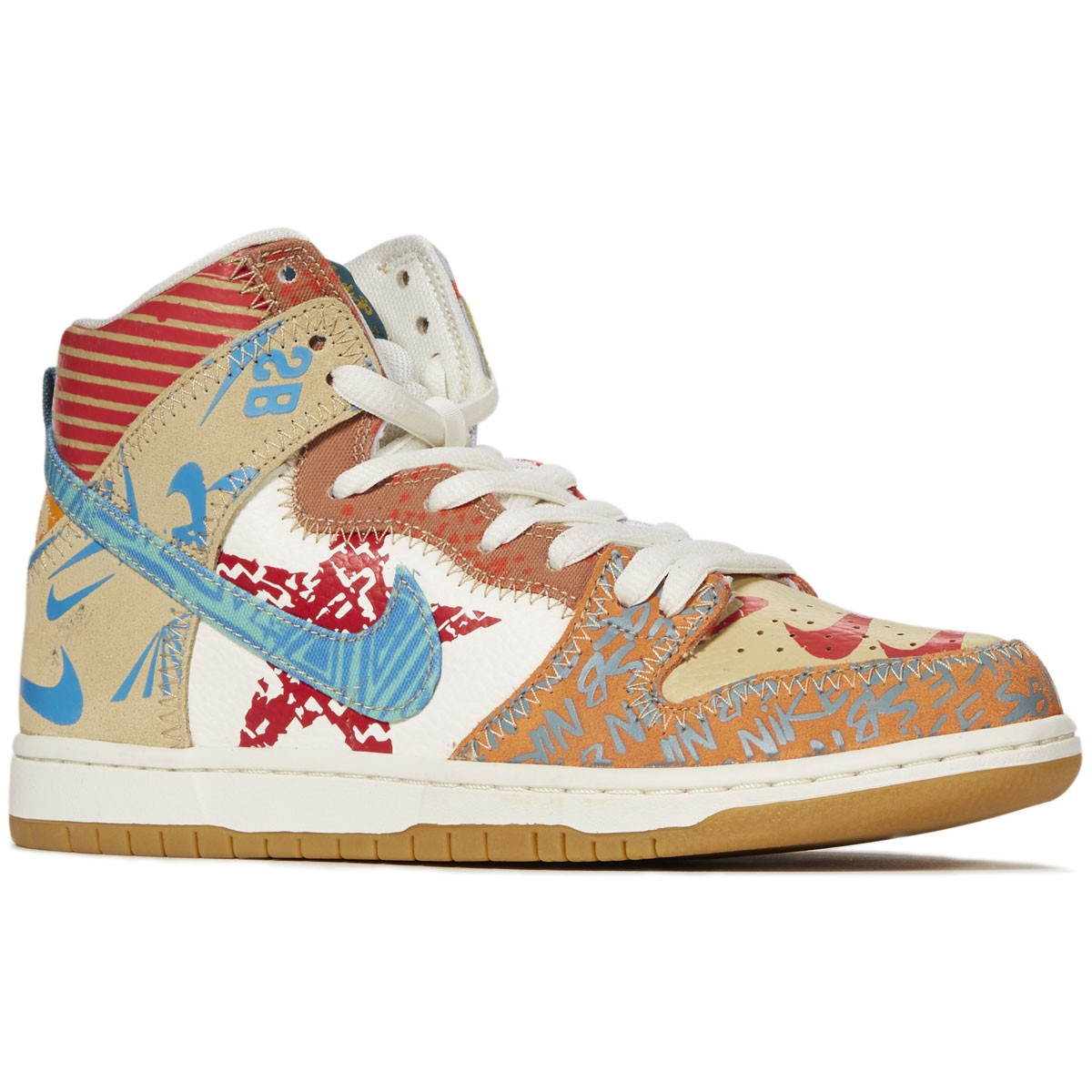 best website 1777f 5d3ff Nike SB Thomas Campbell Zoom Dunk High Premium Shoes