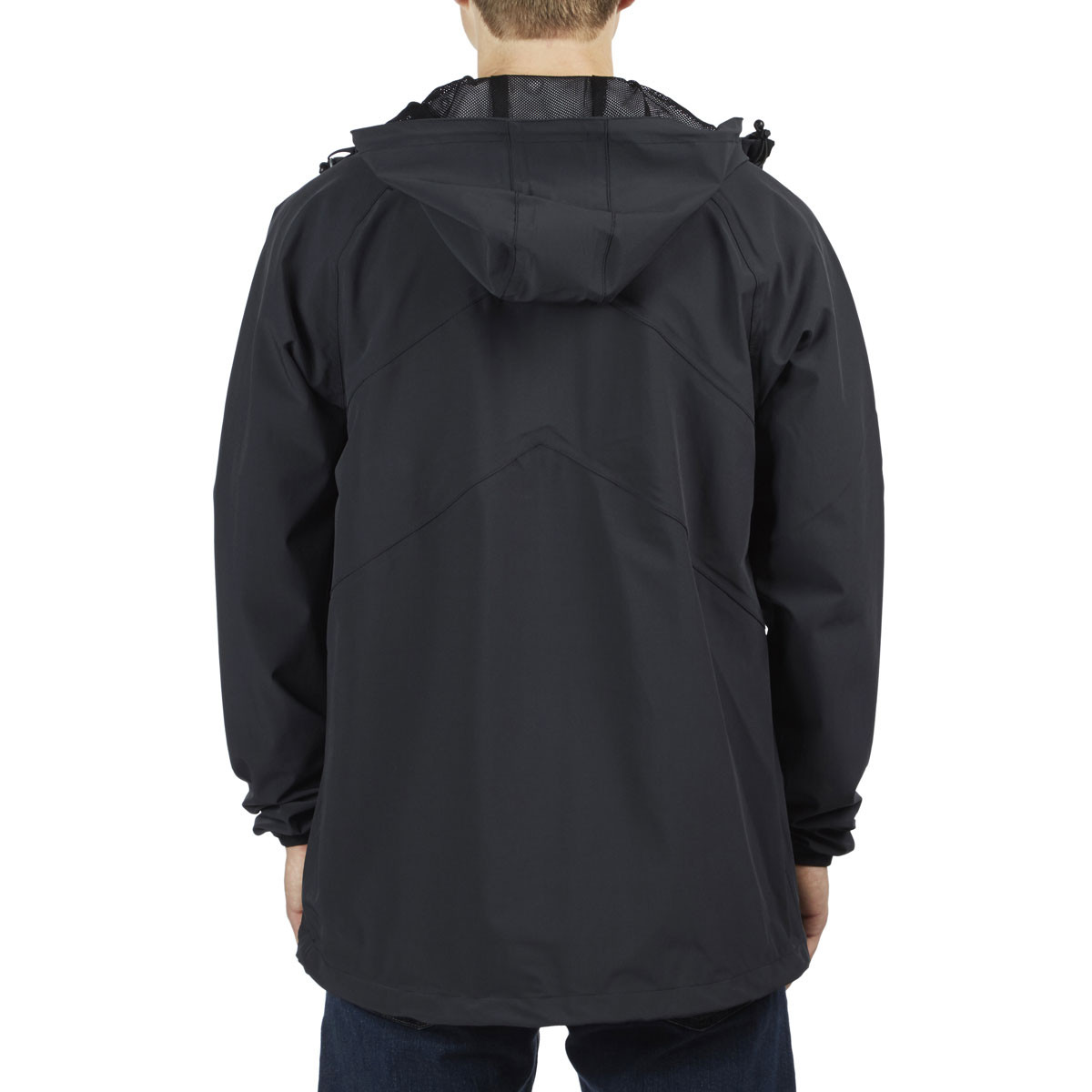 a84857a55 RVCA VA Windbreaker Jacket - Black