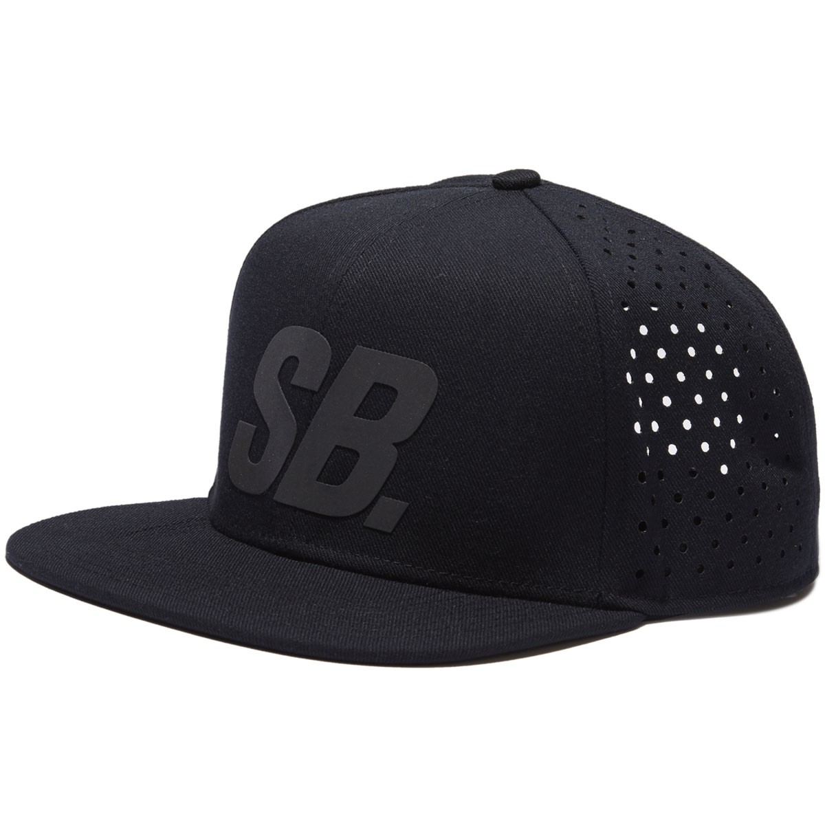 195244b4231 Nike SB Black Reflect Pro Trucker Hat - Black Reflect Black