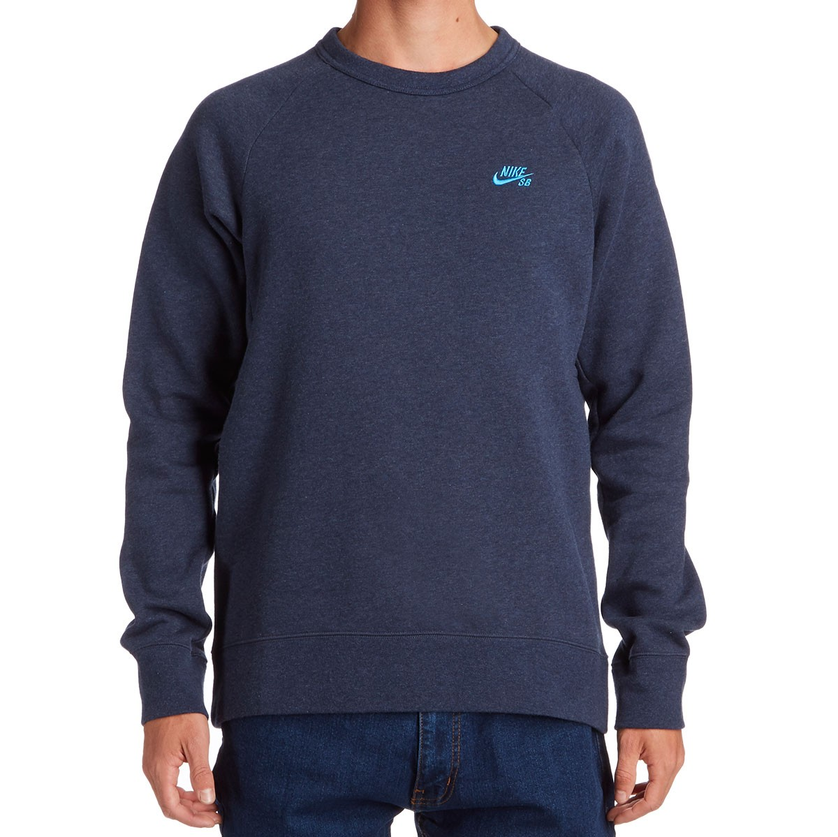 Photo Blue Obsidian Sb Nike Sweatshirt Icon Heatherlight wqxgZwB0O