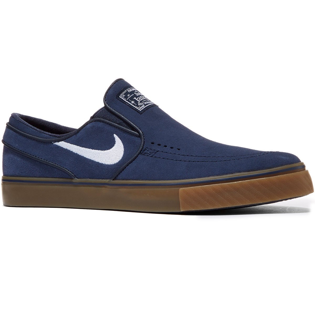 Nike Zoom Stefan Janoski Slip On Canvas Shoes