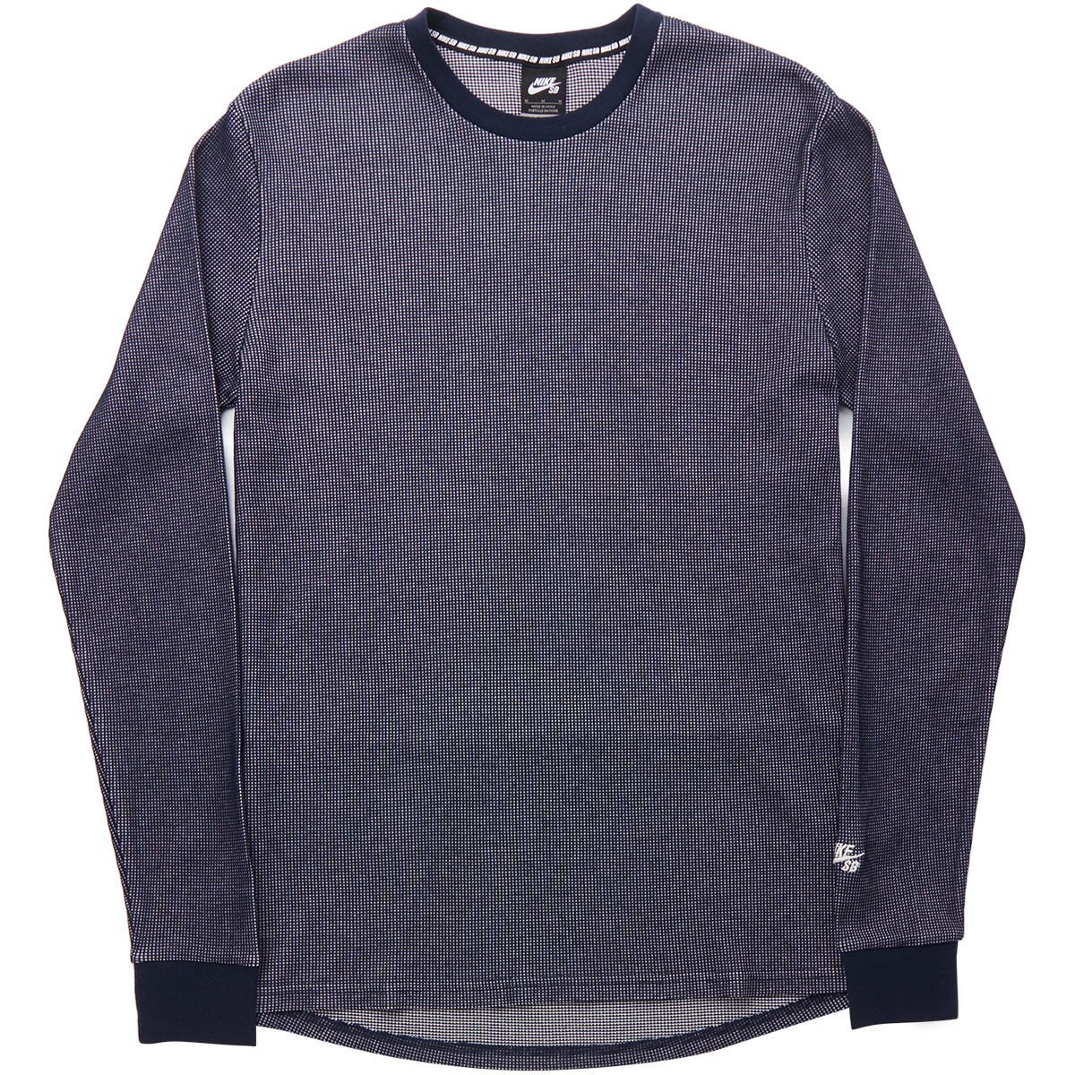 a2ced06cc66e Nike SB Long Sleeve Thermal Shirt - Obsidian Ivory