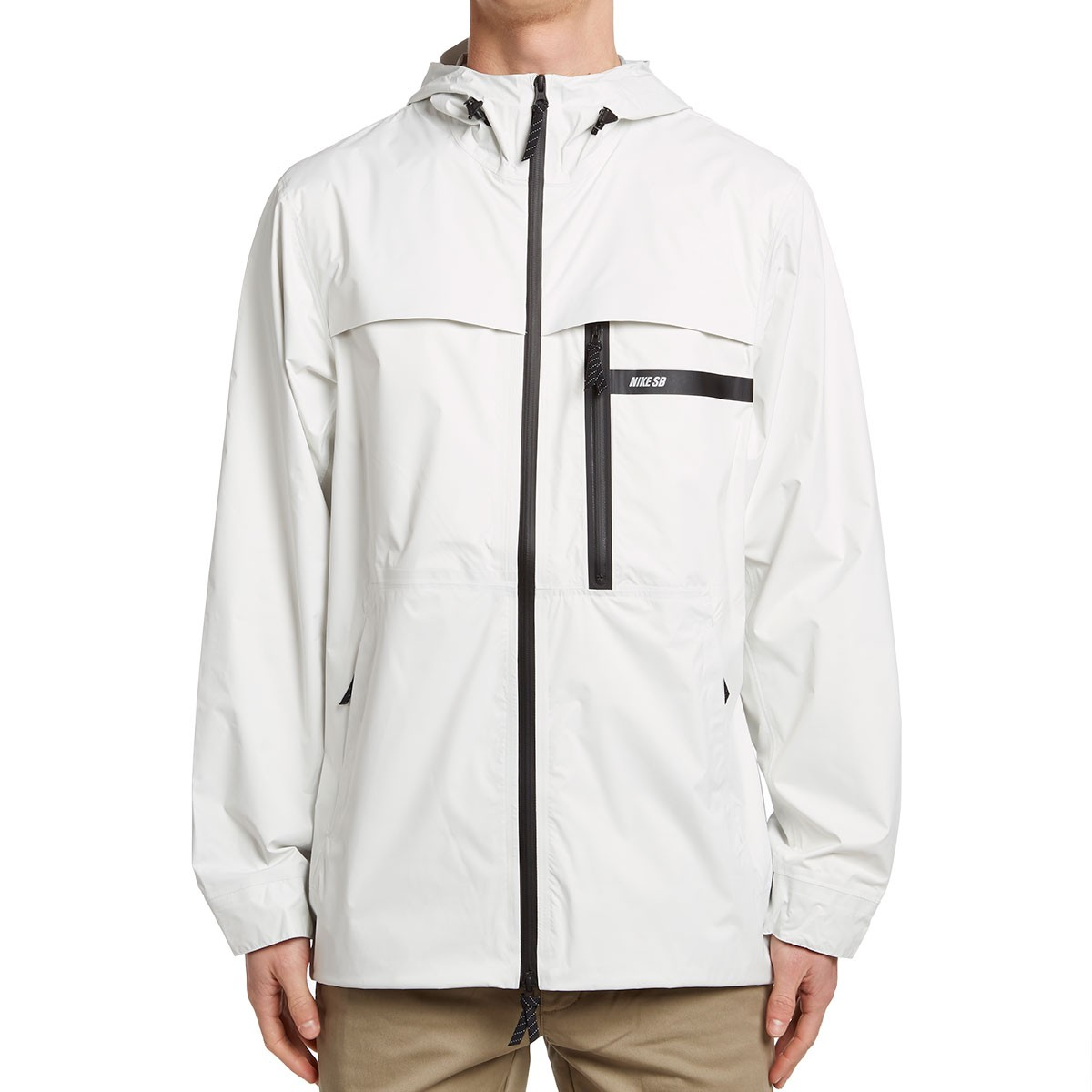 pretty cheap differently aliexpress Nike SB Steele Storm 5 Fit Jacket - Ivory
