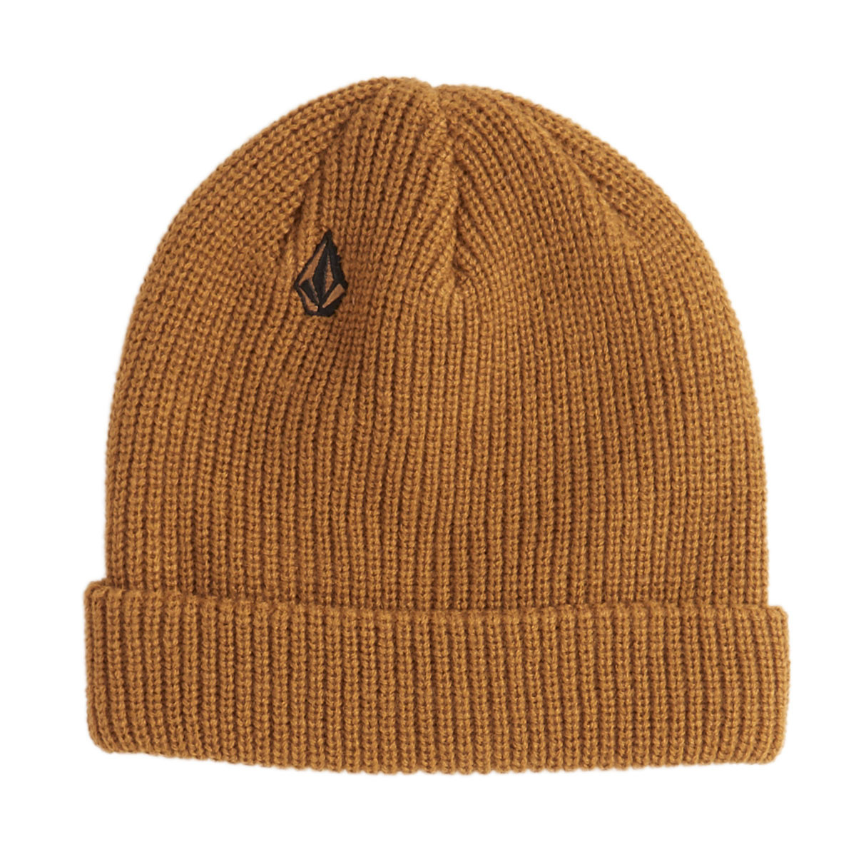 Volcom Full Stone Beanie - Old Gold a70d79a72502