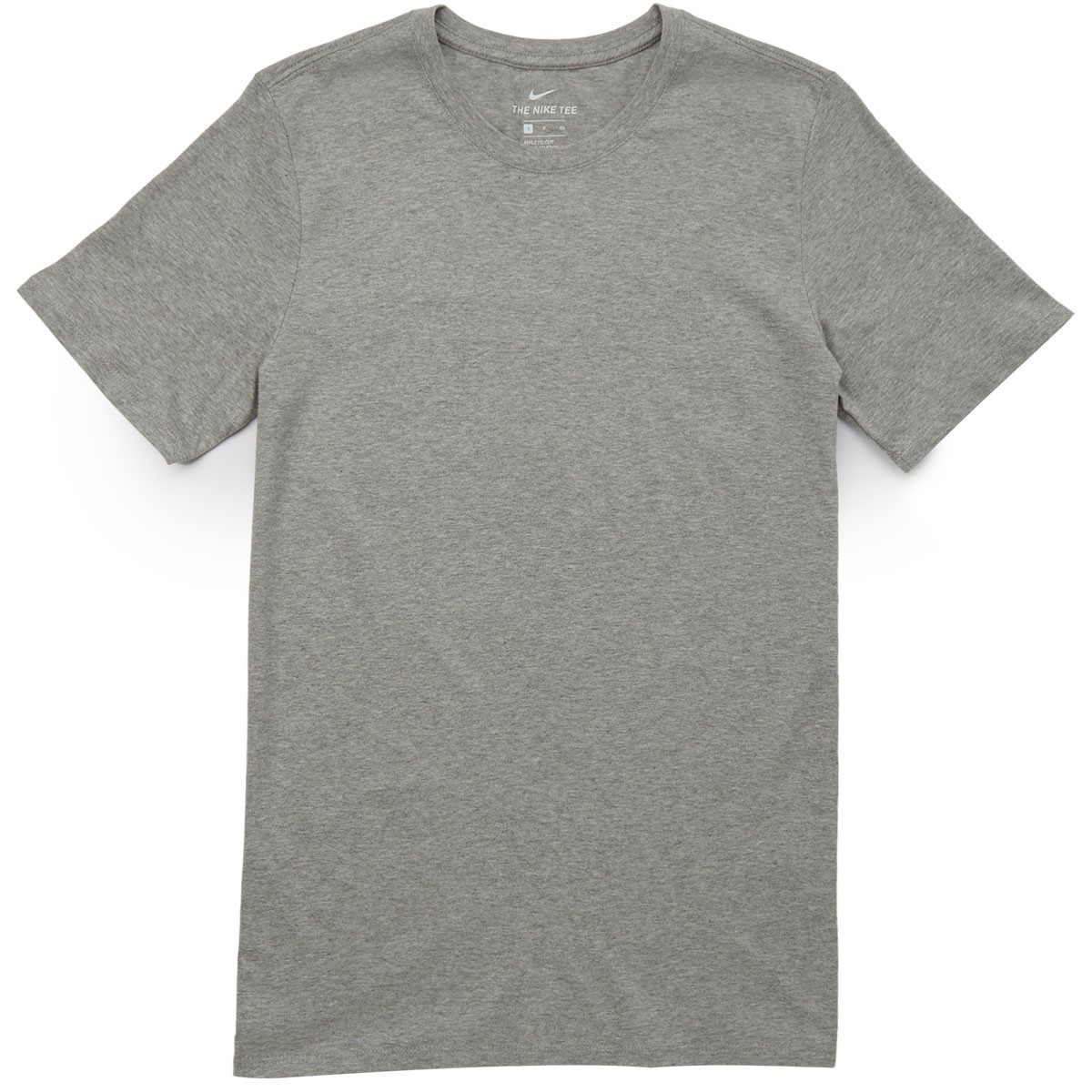 13153ec4 Nike SB Short Sleeve T-Shirt - Dark Grey Heather
