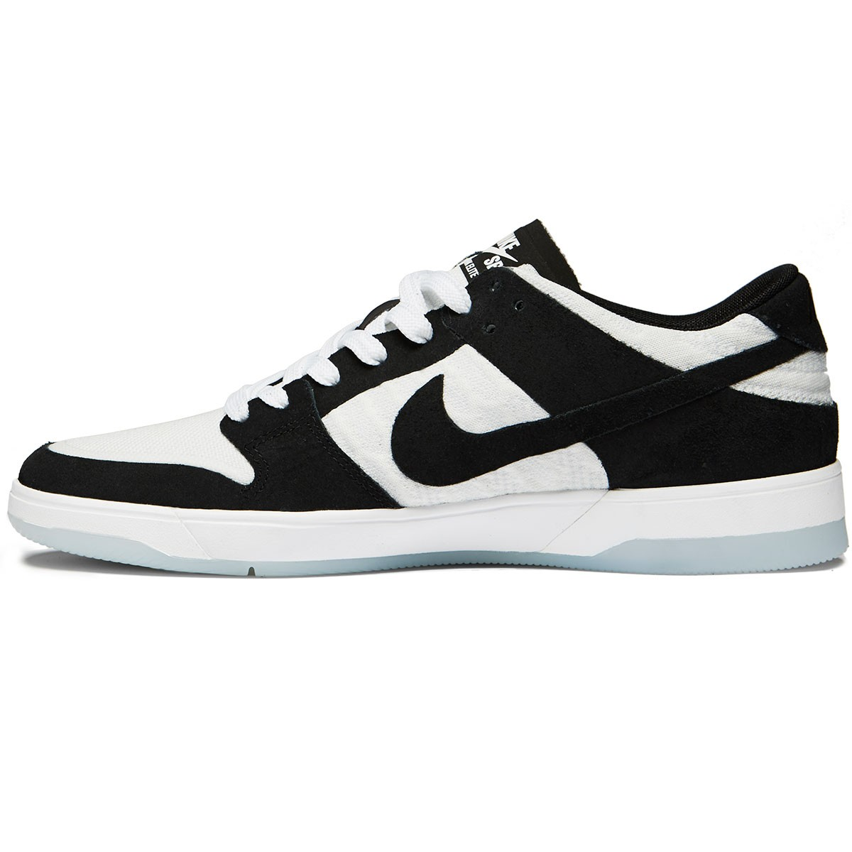 0114d70e81d8 Nike SB Oski Zoom Dunk Low Elite QS Shoes - Black Black White